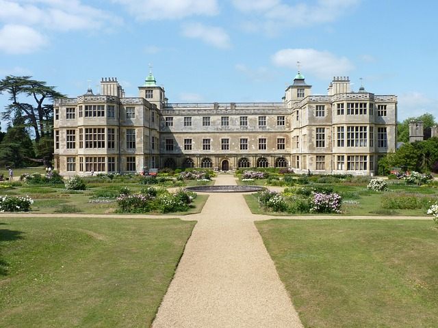Audley End, Mansion, Essex, House, Building